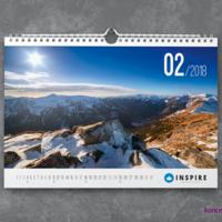 Kalendarze ścienne, zawierające piękne zdjęcia, zawsze przykuwają uwagę oglądających.