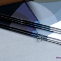 Broszury szyte z wykorzystaniem zszywek oczkowych lub płaskich.
