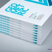 Eleganckie broszury w oprawie miękkiej PUR wydrukowane w drukarni Koncept.