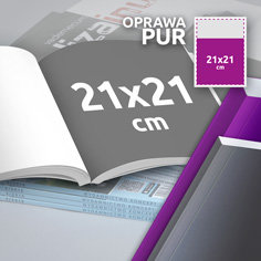 KWADRAT 21 x 21 cm