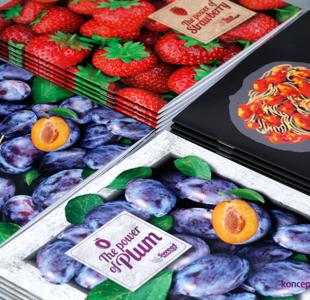 broszury szyte KWADRAT 15 x 15 cm
